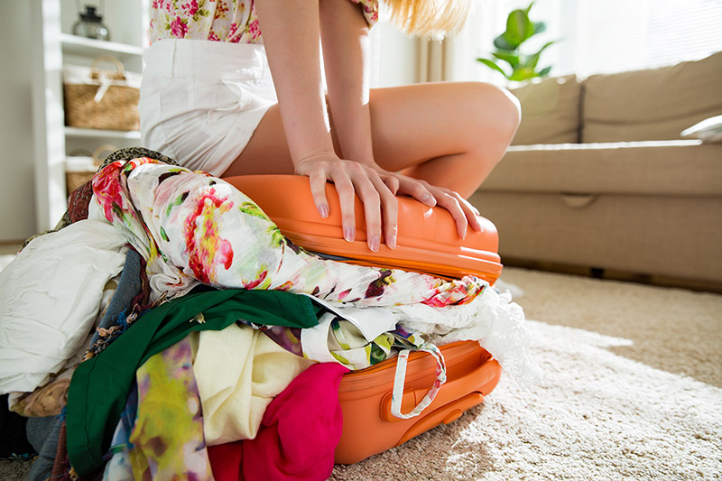 packing list for all inclusive