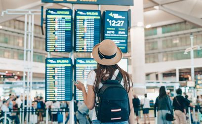travel anxiety and how to beat airport stress